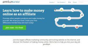 Affilorama Affiliate Marketing Course