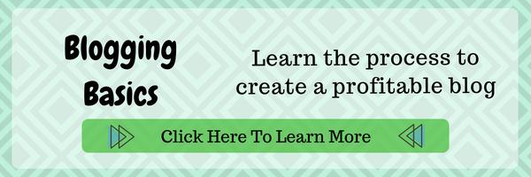 The process to create a profitable blog