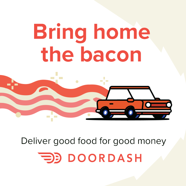 Earn Extra Money With Door Dash
