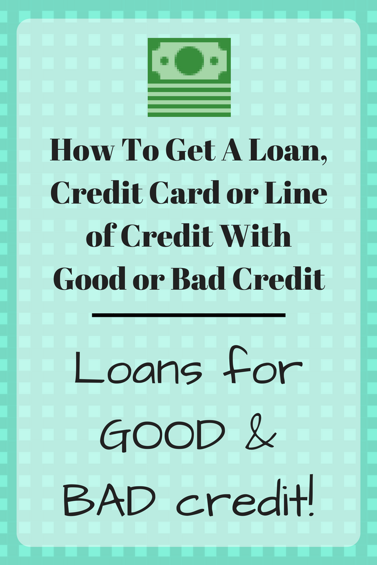 Best Loans For Good And Bad Credit