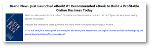 #1 Recommended eBook to build a profitable online business
