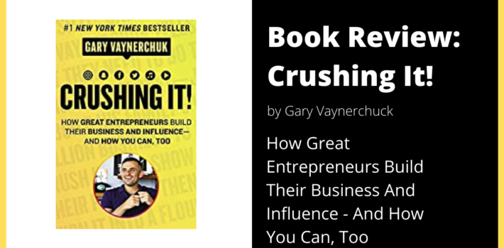 Crushing It Book Review
