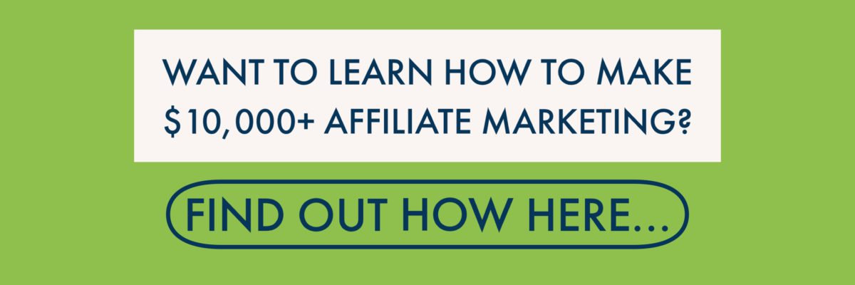 Learn how to make money affiliate marketing.