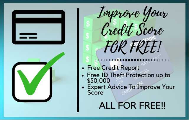 Credit Score & ID Theft Protection For Free