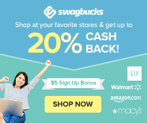 Swagbucks Cashback Offers