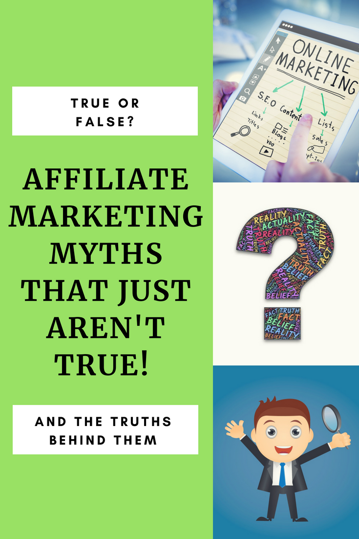 Affiliate Marketing Rumors