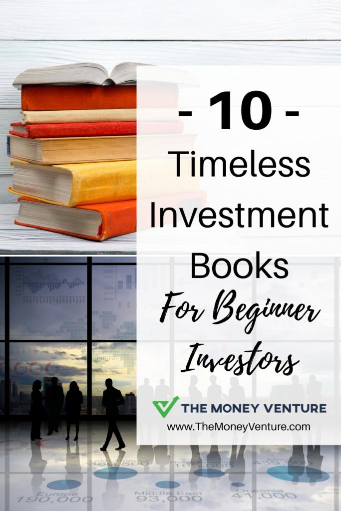 10 Timeless Investment Books for Beginners