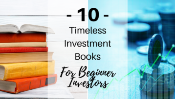 10 Investment Books For Beginner Investors