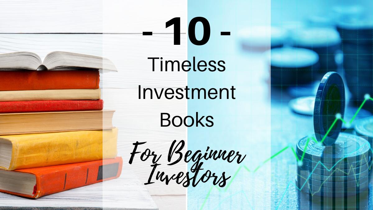 10 Investment Books For Beginner Investors