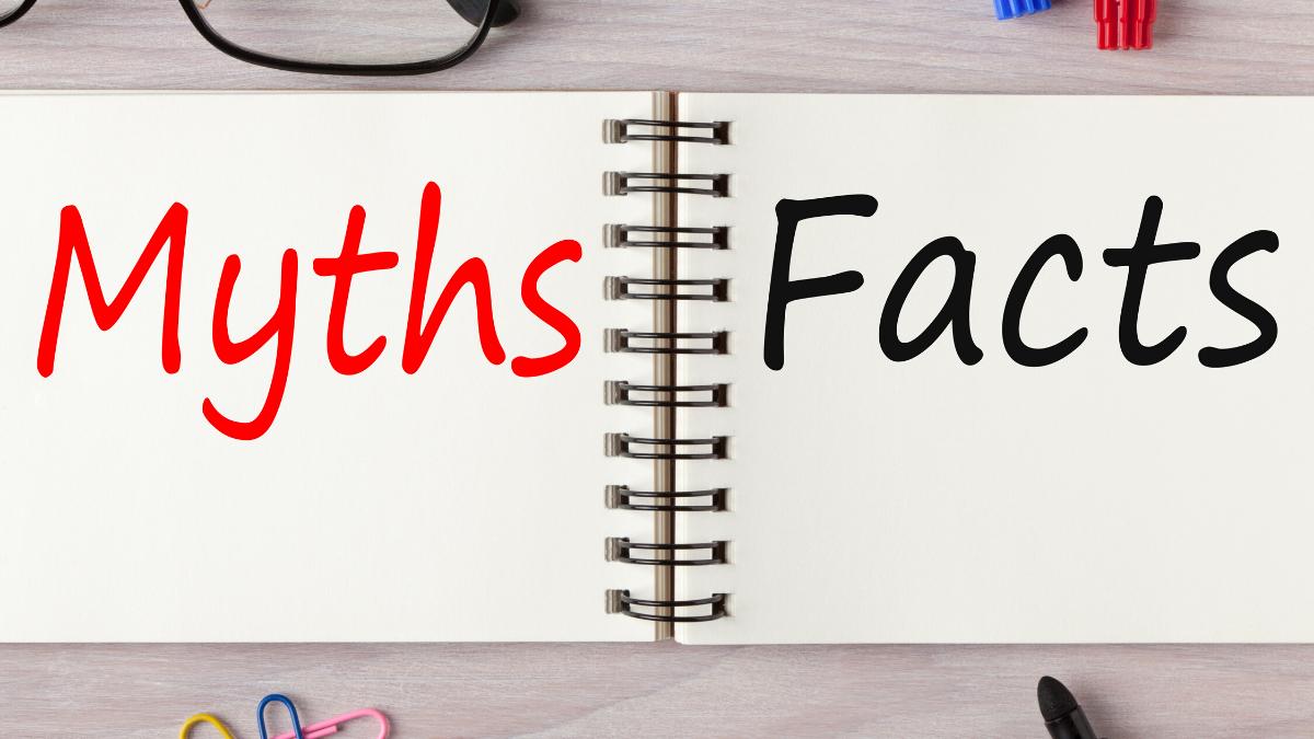 Six Myths About The Stock Market