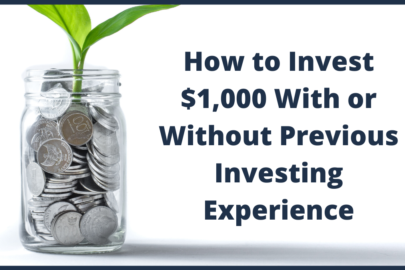 How To Invest $1,000