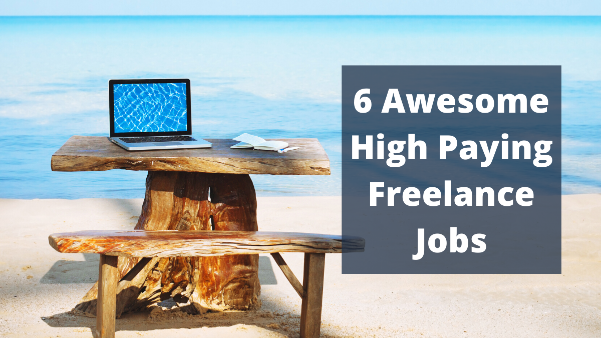 Highest Paying Freelance Jobs Online