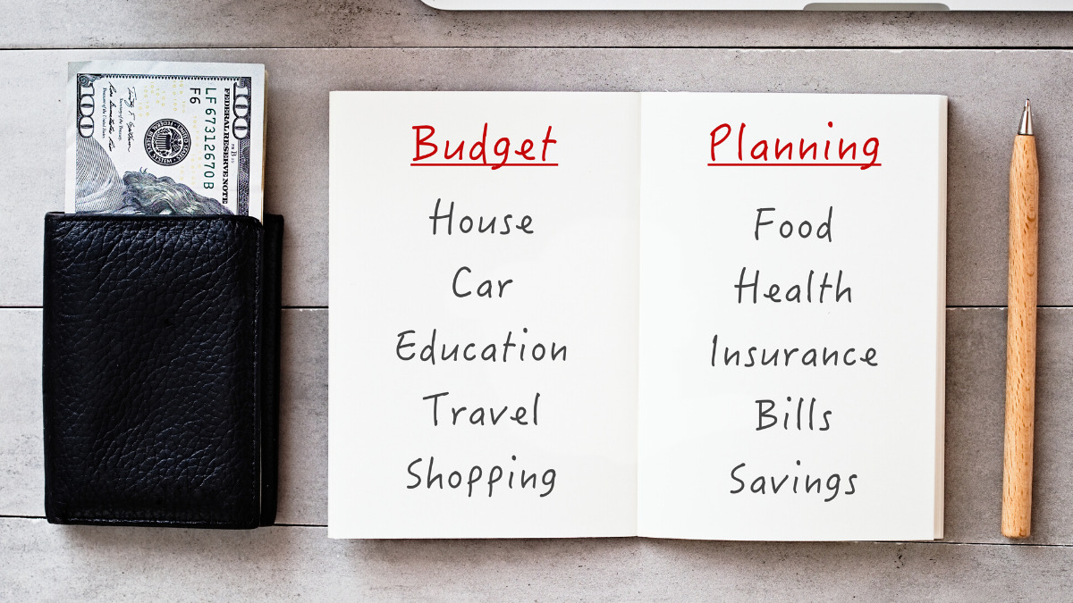 How To Build A Budget In 5 Easy Steps