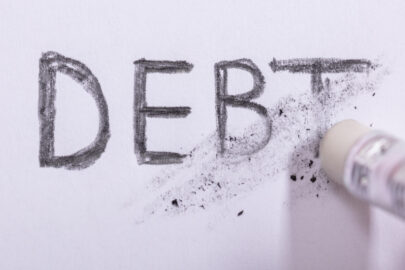 4 steps to pay off debt fast