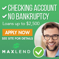 MaxLend Small Personal Loans