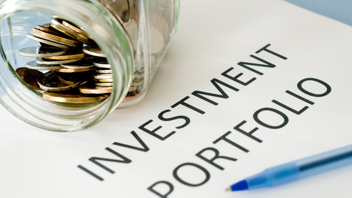 Creating an investment portfolio from scratch.